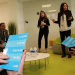 """Marseille: EDF inaugure son """"Med In Lab"""" , incubateur dédié à la créativité"""