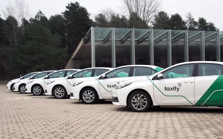 Taxify lève 175 millions de dollars pour renforcer sa présence Européenne
