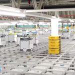 [Vidéo]: l'épicier en ligne Ocado dévoile son armada de robots de son entrepôt