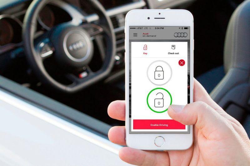 Digital Key: le futur système pour déverrouiller votre véhicule à partir de votre portable ?