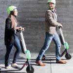 L'Américain Lime lance un service de trottinettes électriques en libre-service à Paris