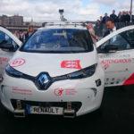 A Rouen, un service de transport en véhicules autonomes verra le jour dès la rentrée 2018