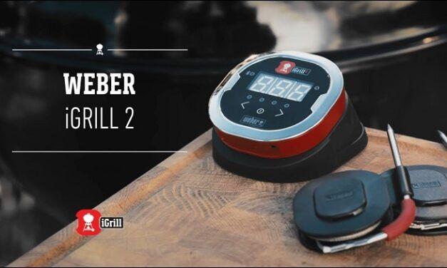 Pour réussir vos barbecues, testez le Weber Igrill 2, le thermomètre connecté estival