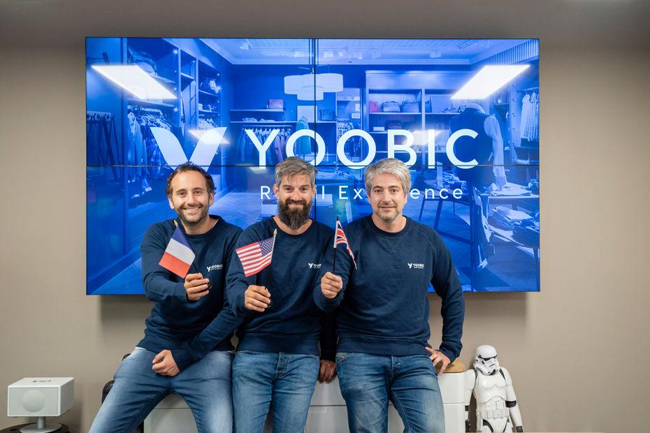 La start-up Yoobic lève 25 millions de dollars pour devenir l'assistant virtuel des magasins