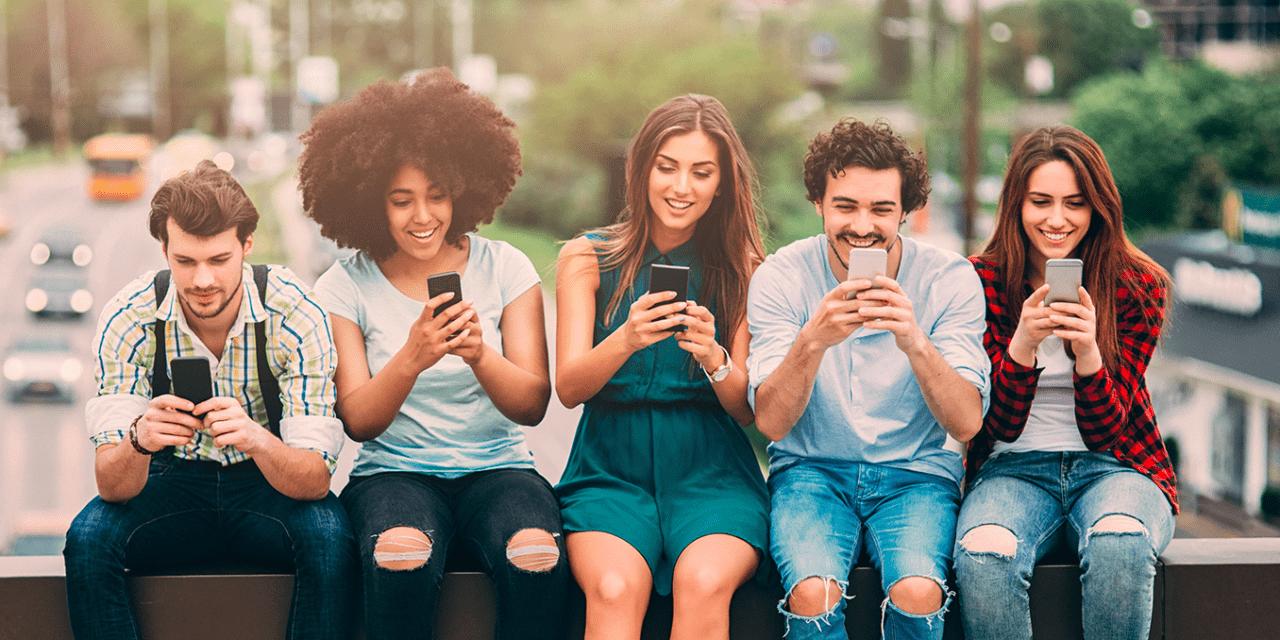 [infographie]: Où les Millennials trouvent l'amour sur le web ?