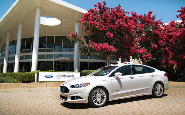 Ford crée une société spécialisée dans les voitures autonomes