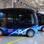 Le chinois Baidu s'apprêterait à se lancer sur le segment des bus autonomes