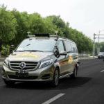 Daimler testera ses véhicules autonomes à Pekin