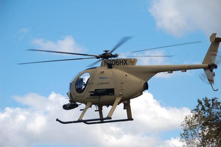 autonom helicopter