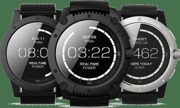 Matrix lance «Powerwatch X Black Ops» la première montre connectée alimentée par les battements de votre coeur