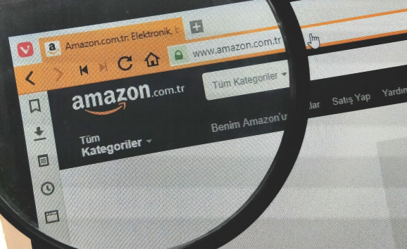 Amazon lance un site de e-commerce local en Turquie