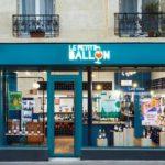 La start-up Le Petit Ballon ouvre une première boutique digitalisée à Paris