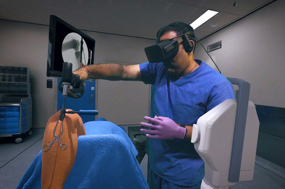 [Vidéo]:La start-up Américaine Osso VR milite pour l'apprentissage virtuel pour les chirurgiens