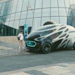 [Vidéo]: Mercedes lance Vision Urbanetic, un concept-car autonome pour personnes ou marchandises