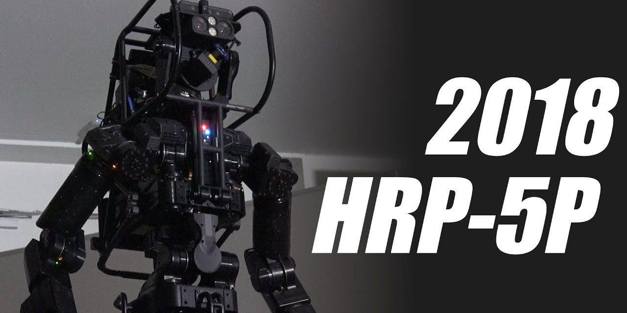 [Vidéo]: Un robot japonais est capable de monter seul des cloisons