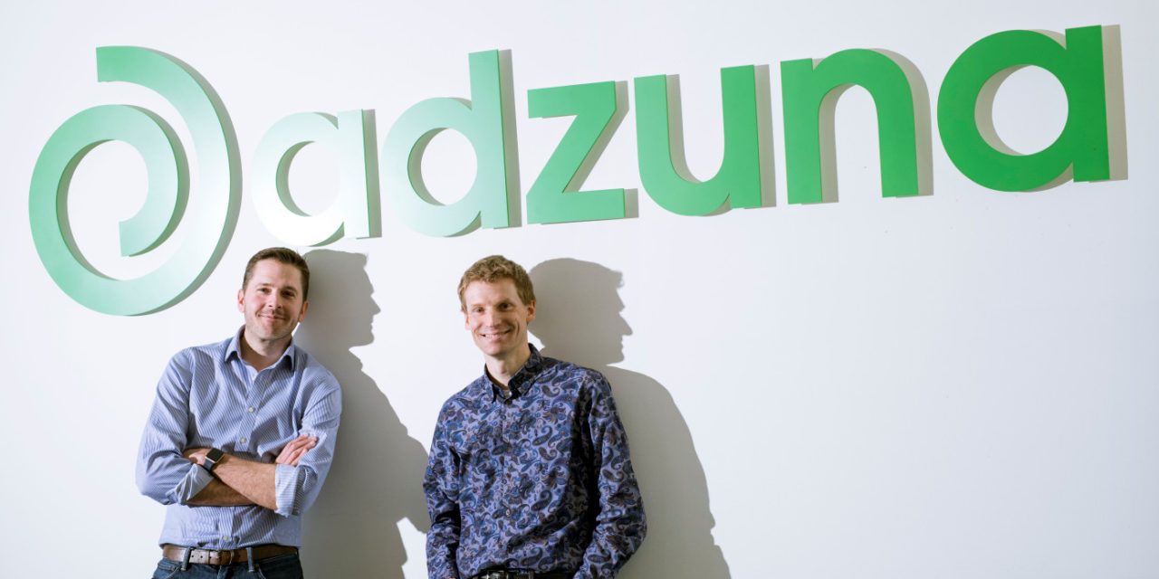 Le moteur de recherche d'emplois Adzuna met la main sur Work In Start Up