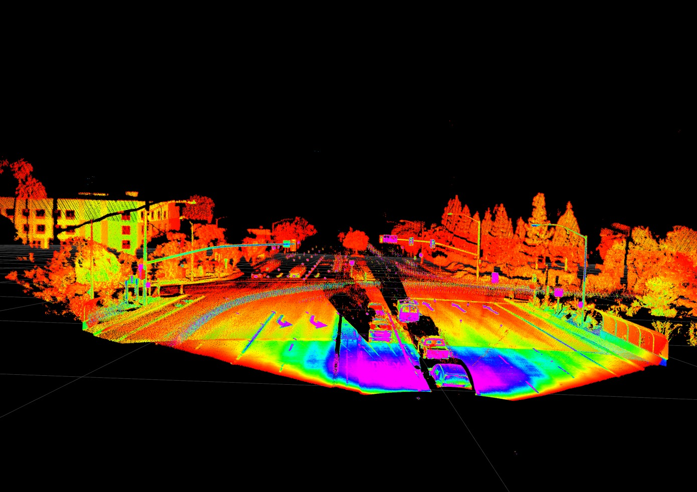Innovusion_Cheetah_pointcloud