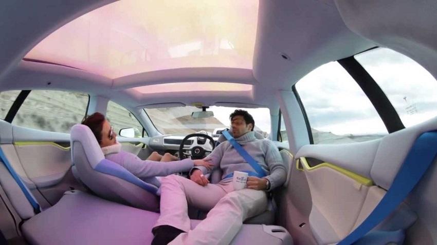 Infographie: La perception des consommateurs sur les véhicules autonomes