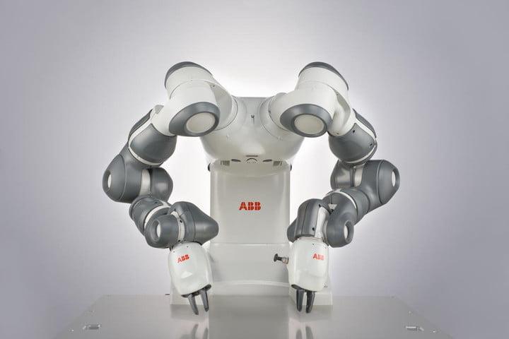 [Vidéo]: ABB travaille sur une usine où les robots se construiraient par eux-mêmes