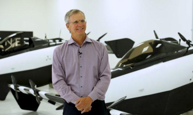 Larry Page (Google) décide de soutenir deux start-ups spécialisées dans les voitures volantes