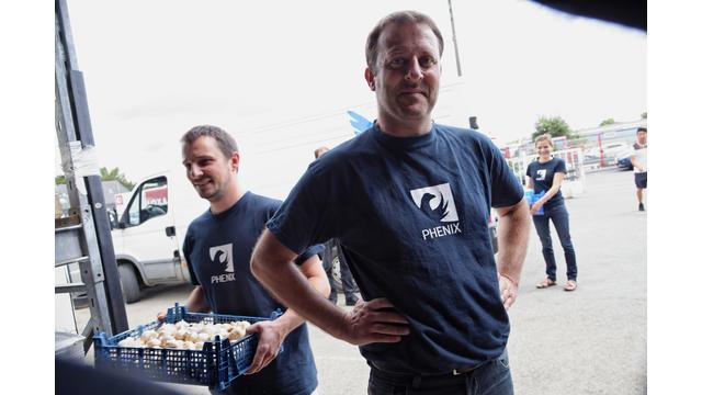 La start-up Phenix lève 15 millions d'euros pour lutter contre le gaspillage alimentaire
