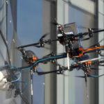 Aux Etats-Unis les drones laveurs de vitres pourraient remplacer les humains