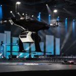 [Vidéo]: Le prototype du taxi volant Pop Up made in Audi et Airbus vole pour la première fois