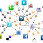 Infographie: Ces réseaux sociaux qui convoitent l'actu
