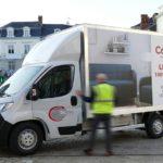 Sur Paris et Bordeaux, Cdiscount livre en camion électrique les produits lourds