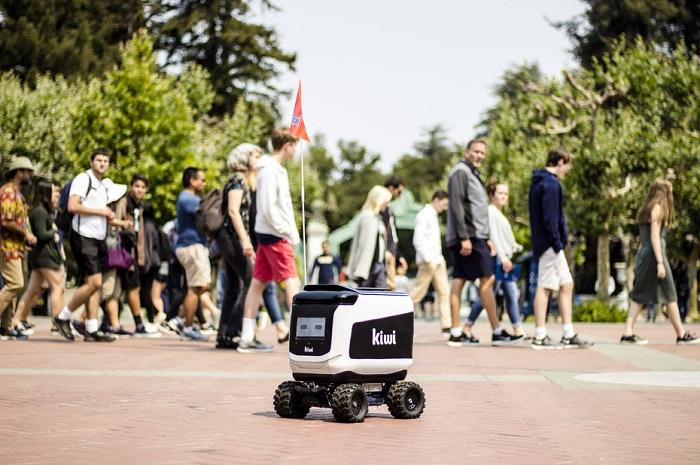 Robot autonome Kiwibot