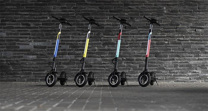 La start-up Dott lève 20 M€ sur le segment des trottinettes et vélos électriques