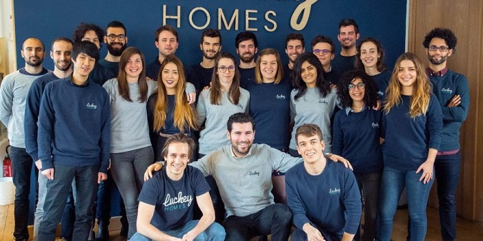 Airbnb s'offre la start-up Française Luckey Homes