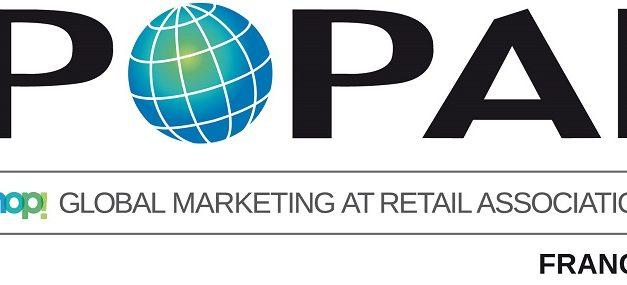 Le concours annuel du retail Popai Awards Paris se tiendra le 26 mars 2019