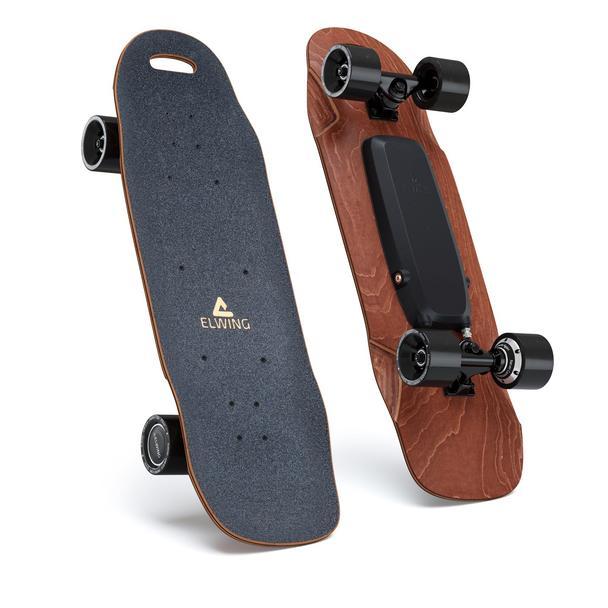 Pour vous déplacer en ville, avez-vous pensé au nouveau skateboard électrique Nimbus?