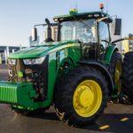 John Deere relève le défi des tracteurs autonomes