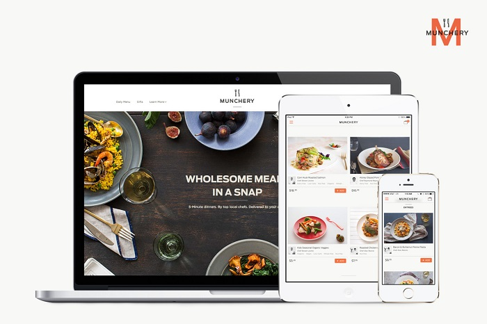 start-up Munchery