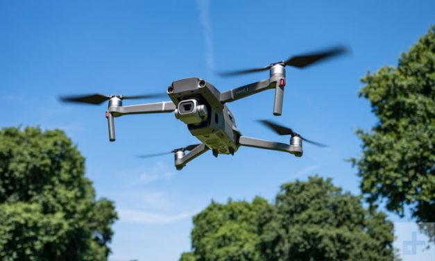 DJI lance son nouveau drone Mavic 2 Pro