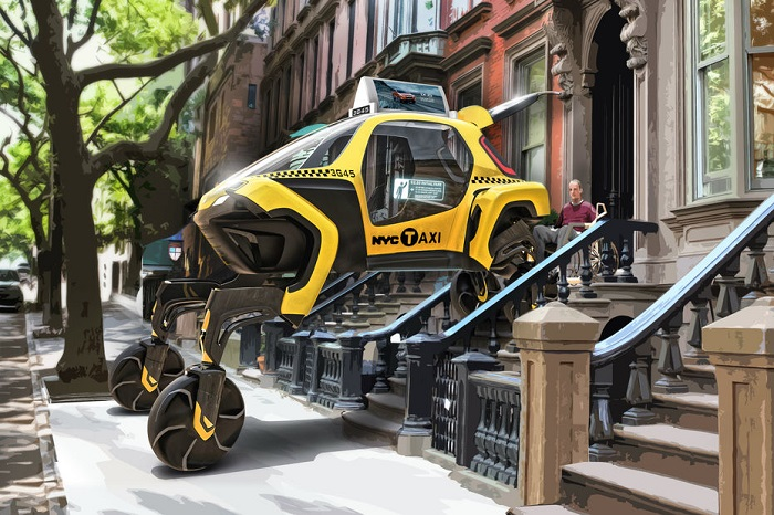 elevate taxi