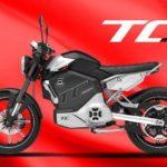 Super SOCO TC Max 125 cm3, une nouvelle moto électrique performante