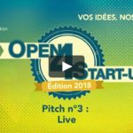 Nicéphore Cité dévoile les deux startups lauréates de l'Open4Startup 2
