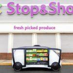 [Vidéo]: Stop & Shop teste son épicerie autonome ambulante