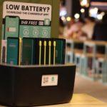 La start-up Anglaise Chargedup investit 1,2M£ pour son réseau de chargeurs mobiles