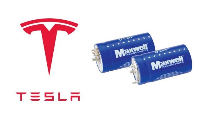 Tesla achète maxwell technologies