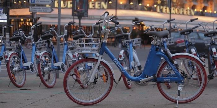 vélos électriques oribiky