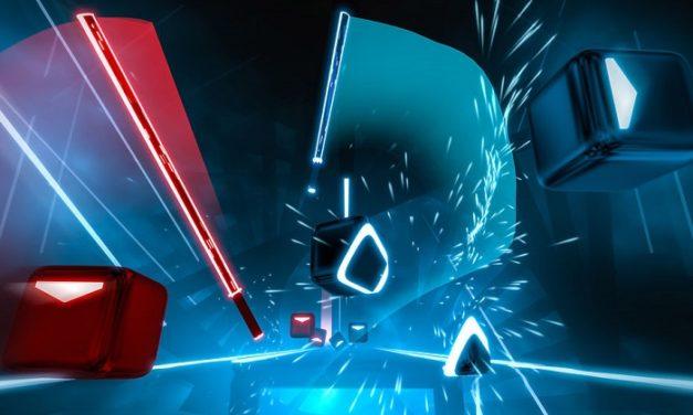 Le jeu en réalité virtuelle Best Saber est le premier à dépasser le million d'unités vendues