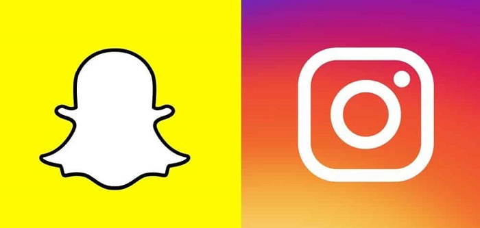 Infographie: Snapchat et instagram, les eldorados des ados américains