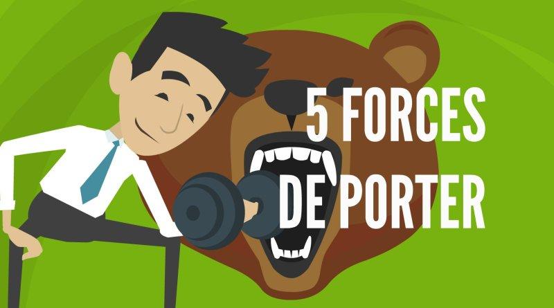 Pourquoi utiliser les 5 forces porter pour votre stratégie e-commerce ?