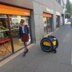 [Vidéo]: Franprix teste la livraison par robot autonome en conditions réelles à Paris