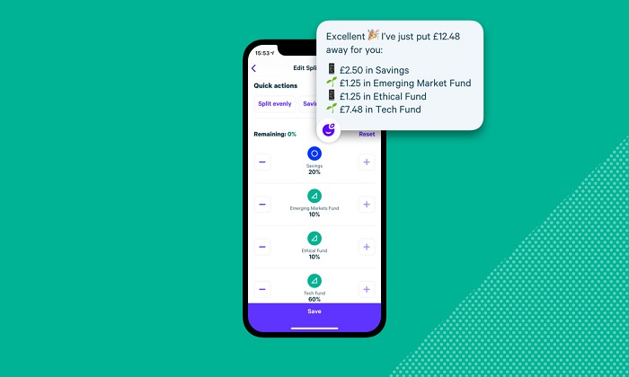 Plum, le chatbot dédié à la gestion financière, lève 4,5M$