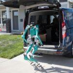 [Vidéo]:Ford veut tester la combinaison entre véhicules autonomes et robots pour réaliser des livraisons